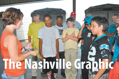 4-H summer camp focuses on ag science