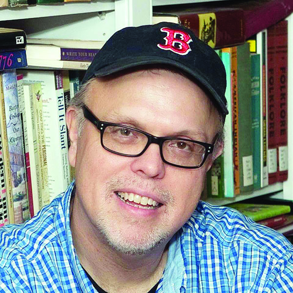 Local author launches new book