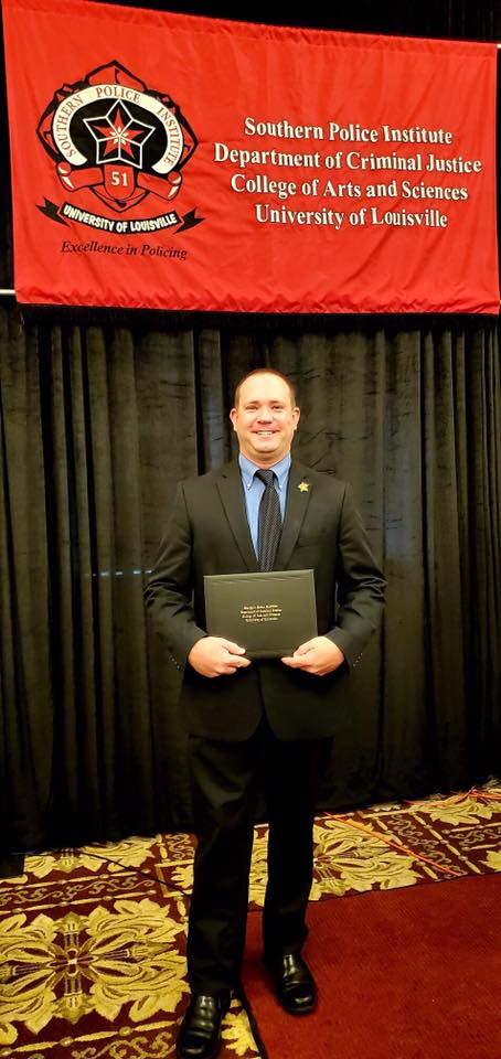 Jenkins graduates from officers course