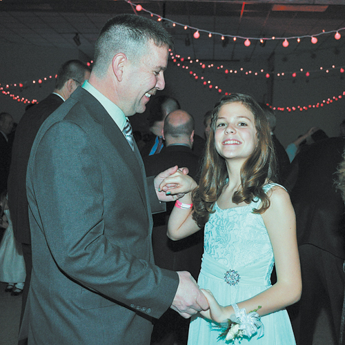 <i>Daddy Daughter Dance</i>