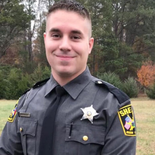 Sheriff's deputy dies from accident injuries