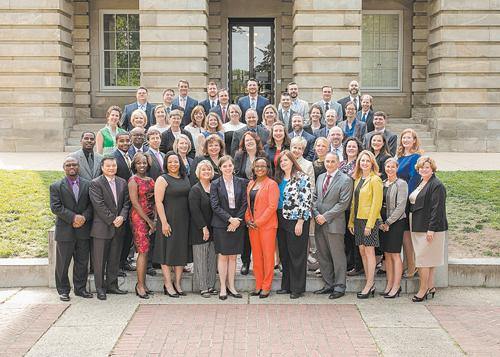 Nashville woman graduates Leadership North Carolina Class
