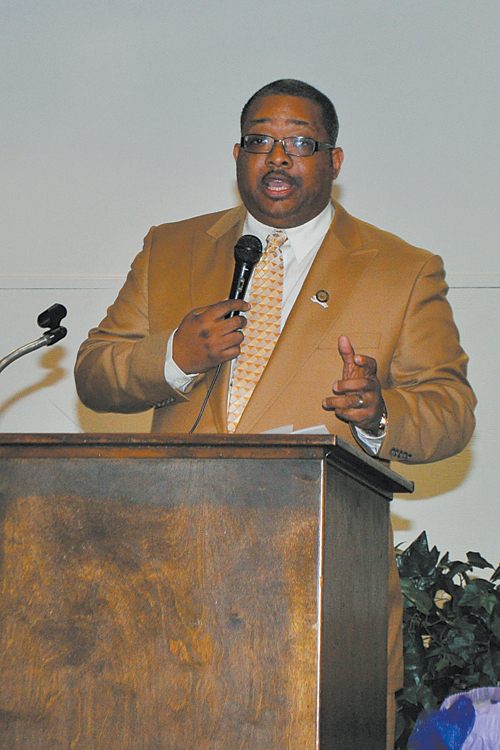 Locals celebrate MLK legacy