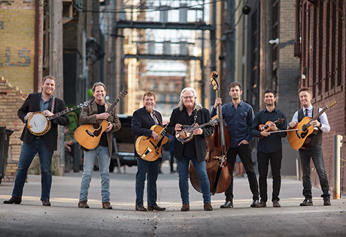 Ricky Skaggs to perform at Louisburg College