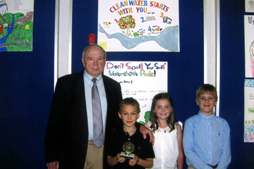 Nash Soil and Water Conservation District 2016 Poster and Essay Contest Winners