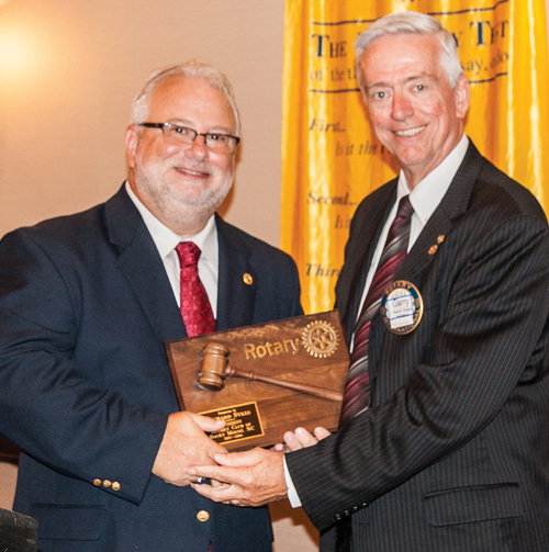 The Rotary Club of Rocky Mount