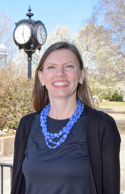 Vester earns Excellence in Teaching Award