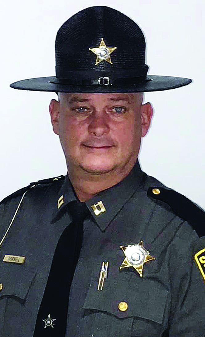 Long-time captain retires from Sheriff's Office