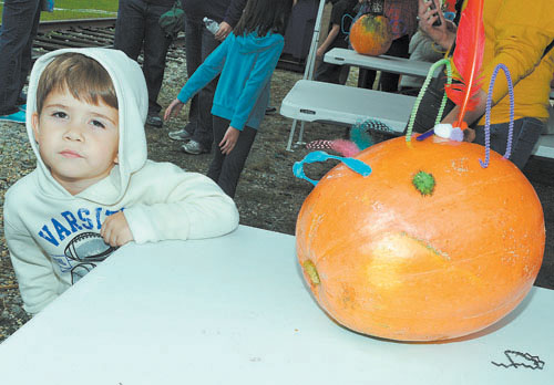 Spring Hope Pumpkin Festival Snapshots, 1
