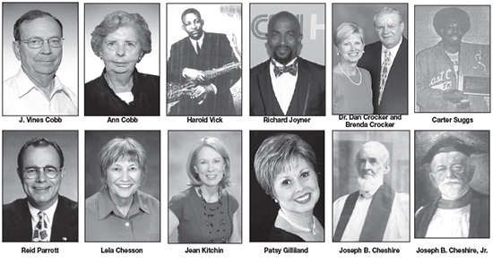 2016 Twin County Hall of Fame Inductees announced