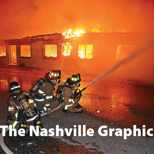 Longtime community landmark burns down