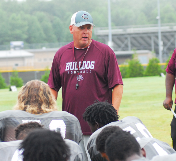 Bulldogs' coaches honored