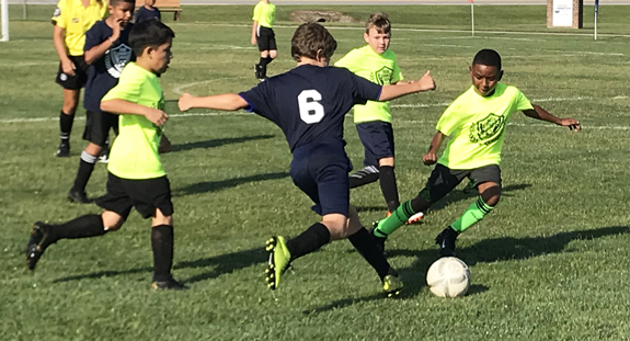 COUNTY SOCCER UPDATE