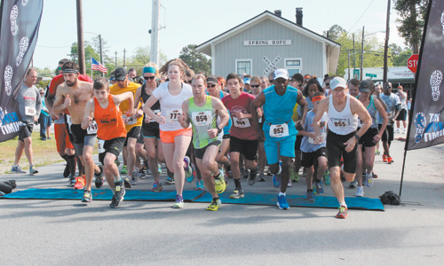 Spring Hope holds annual 5K